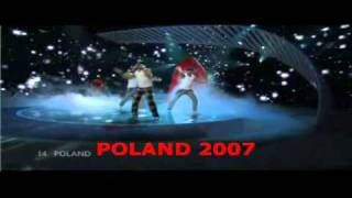 Recap of RAP songs in EUROVISION  (2003-2010)