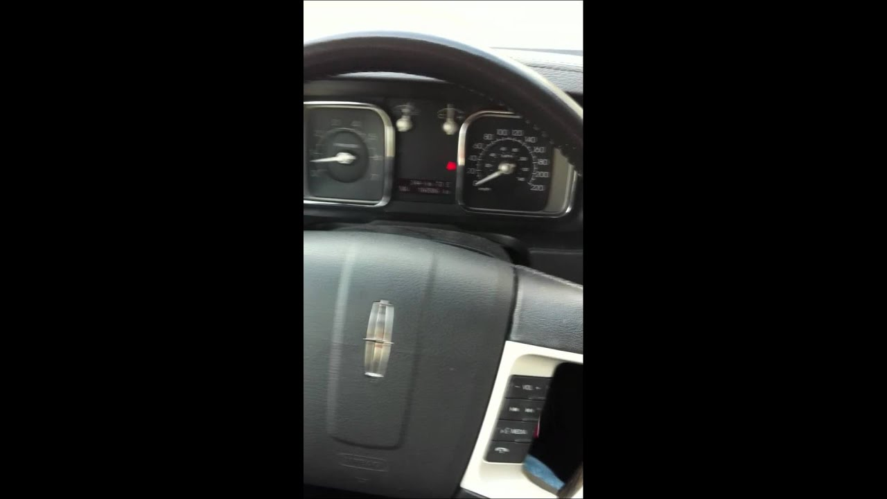 2008 Lincoln MKX Transmission Problems - YouTube