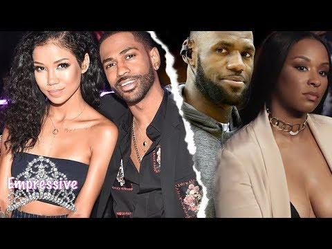 Lebron James in trouble with his wife | Big Sean and Jhene Aiko secretly married?