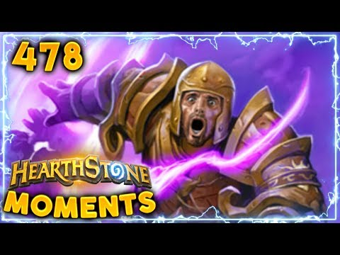 Hearthstone Daily Moments Ep. 478
