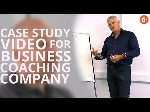 Case Study for Coaching Company | Corporate Video Production Company | Reading
