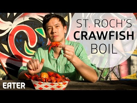 Austin's Best Crawfish Boil — Dining On A Dime