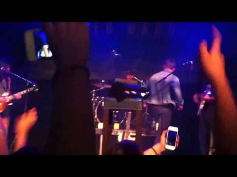 Tyler Ward - Airplanes/Teenage Dream/The Other Side Zurich, 02.11.2013
