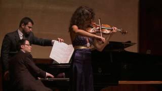 Szymanowski: Sonata for violin and piano, Op.9 - II. Andante tranquillo e dolce