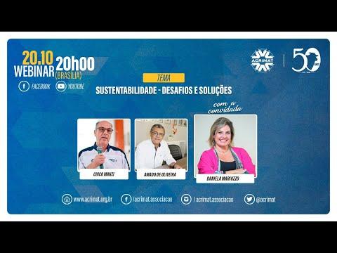 Sustentabilidade - desafios e soluções