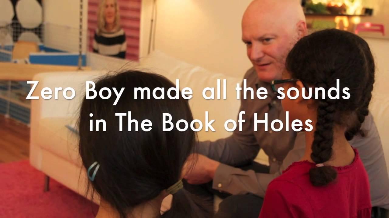 Zero From Holes 2013 Book of Holes talk with Zero