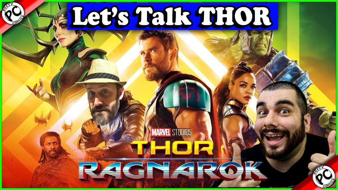 Thor Ragnarok Movie Discussion