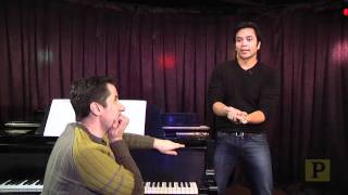 "OBSESSED!: Jose Llana (If That Is His Real Name) and His Sneaky ""King and I"" Audition"