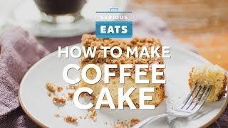 How to Make Better Coffee Cake