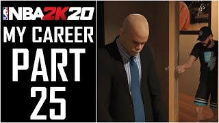 "NBA 2K20 - My Career - Let's Play - Part 25 - ""Assistant Coach Starter Talk"" 