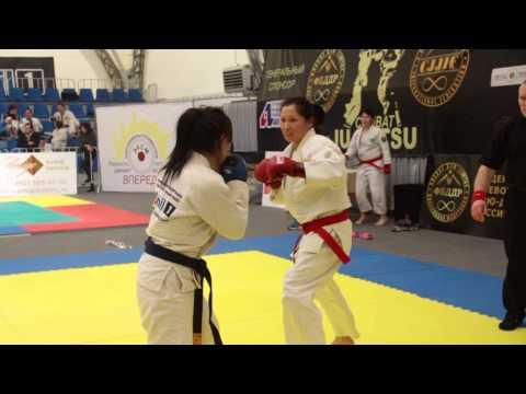 IV Combat Ju-Jutsu World Championship