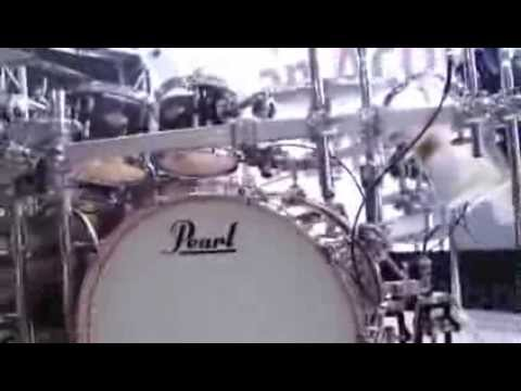 PEARL DRUMS - NAMM 2014 - TMNtv Booth Tour