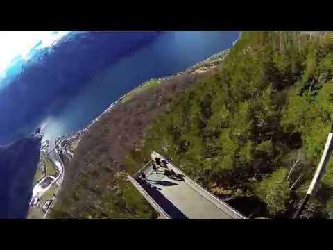 Speedflying- Aurland