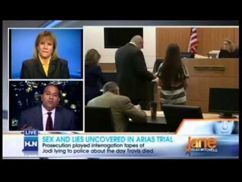 Jodi Arias Trial. Legal Analysis with Federal Criminal Defense Attorney Nishay Sanan-1/16/13- Part 2