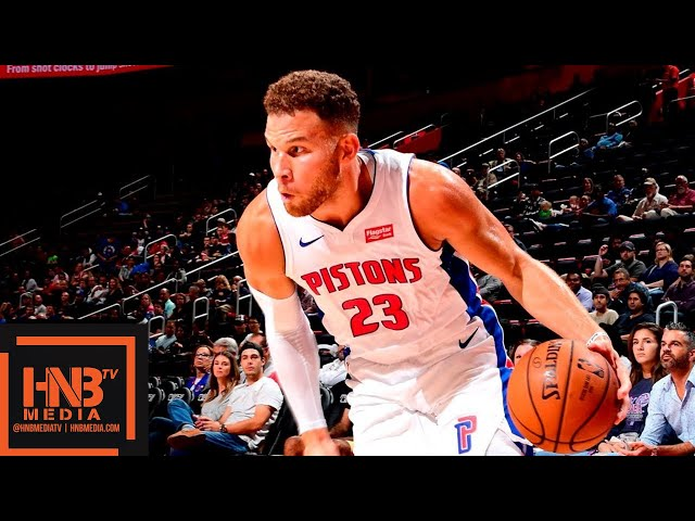 Detroit Pistons vs Washington Wizards Full Game Highlights | 10.10.2018, NBA Preseason