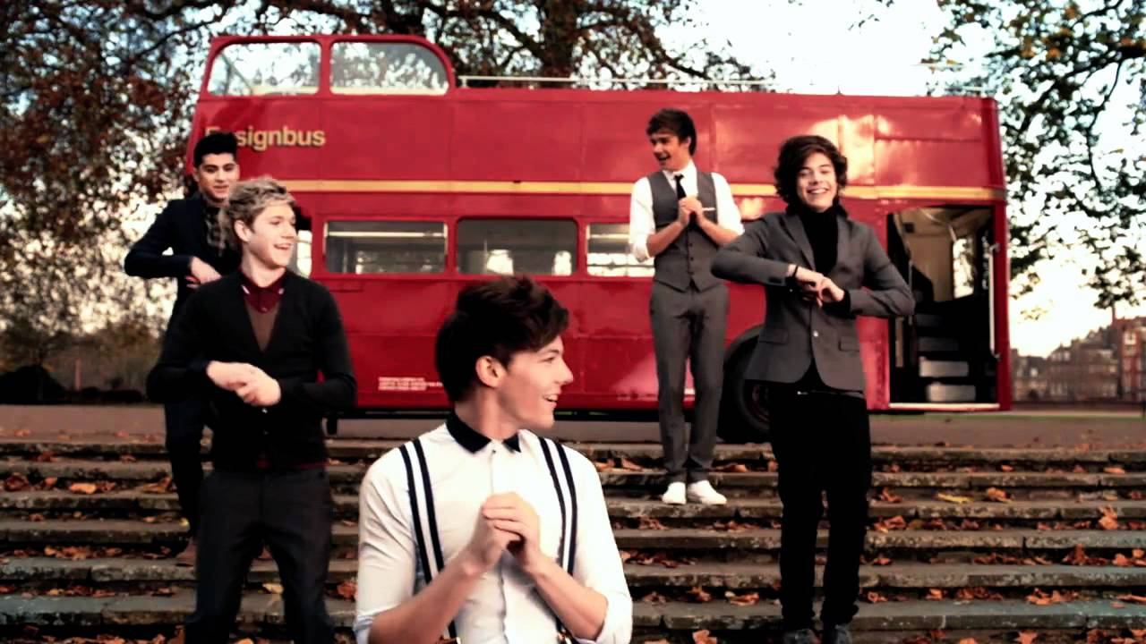 One Direction's New Favourite Dance - YouTube