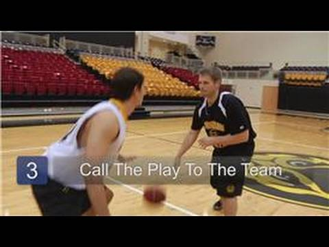 Basketball Drills & Tips : How to Be a Point Guard