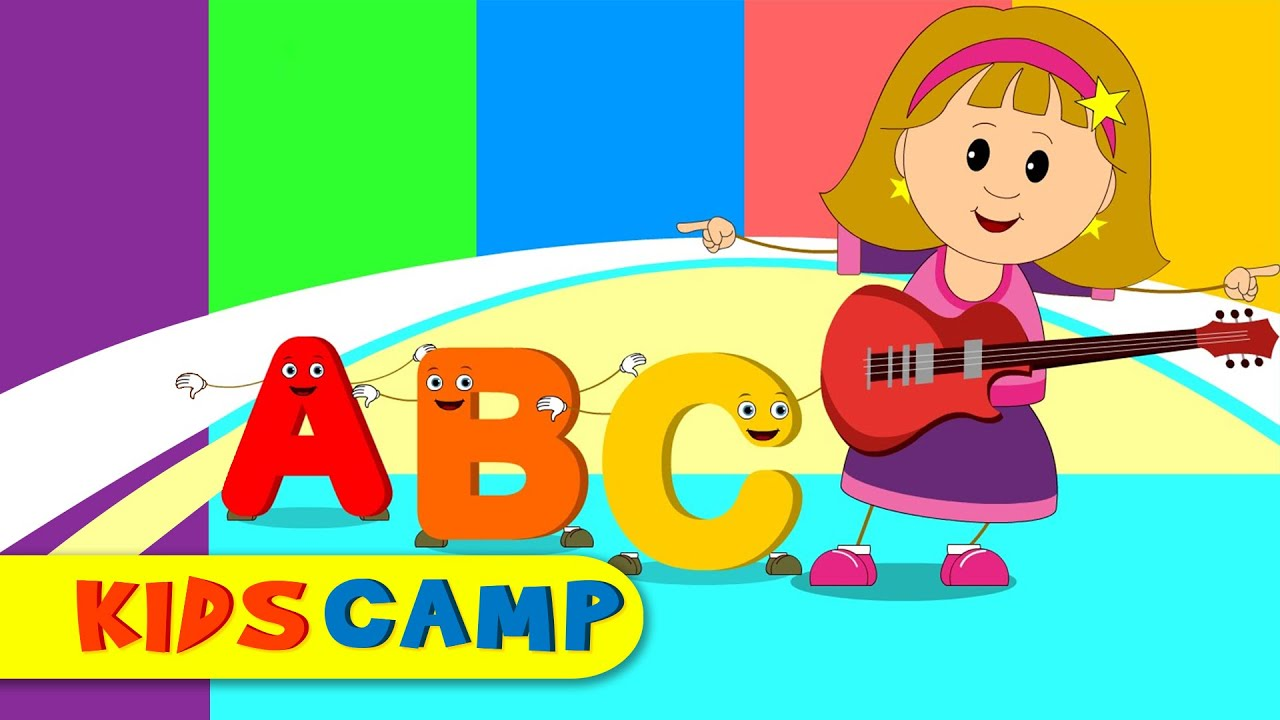 ABC Song | ABC Songs for Children | Nursery Rhymes | BE ...