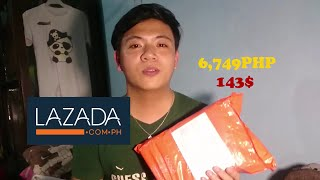 Lenovo Yoga 2 830 16GB Tablet Unboxing from Lazada