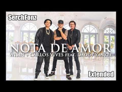 SerchFonz - Nota de amor (versión extended)