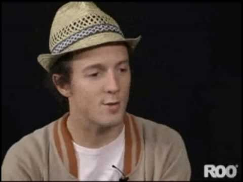 Jason Mraz - Interview Part 1