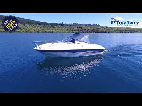 Repeat 1994 Bayliner Capri 1800 LS 18' bowel ridder for sale