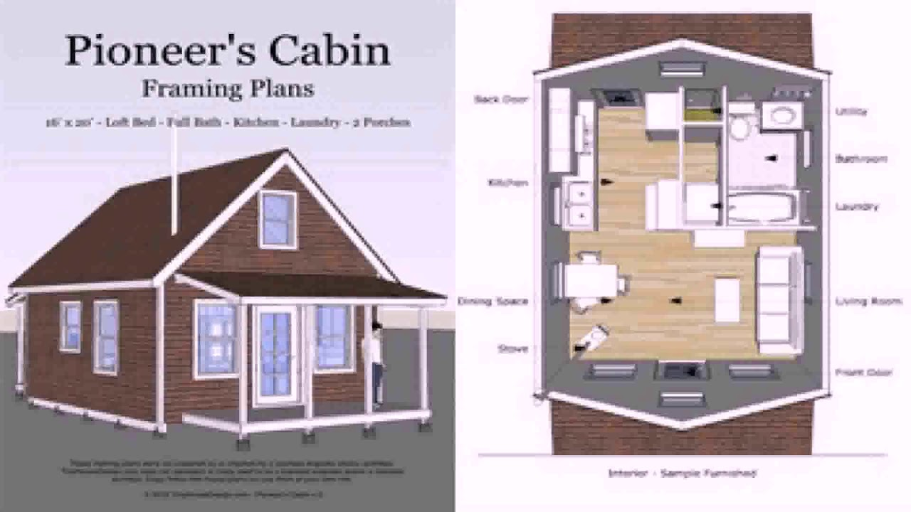 Tiny House Plans 12x24 Gif Maker Daddygif See
