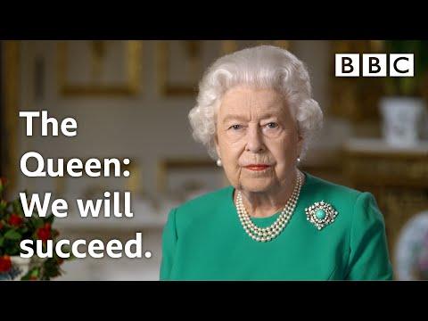 'We will meet again' - The Queen's Coronavirus broadcast | BBC