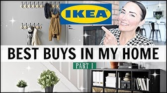 🏡IKEA Best Buys + Frugal MUST Haves 🎉Favorite IKEA Purchases Ideas ~ Organization, Storage, Decor