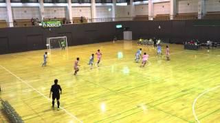 2015-07-19 リーグ5節 arusa vs ラコ 前半1/3