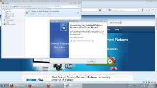 How to recover Deleted Picture