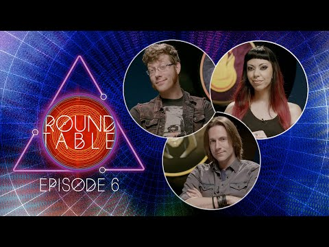WATCH: Matthew Mercer & Friends on Making Your Gaming Hobby a Career | Roundtable | Season 1, Episode 6