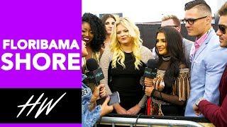 FLORIBAMA SHORE Cast Plays Kiss, Marry or Friendzone at the MTV Movie Awards !!