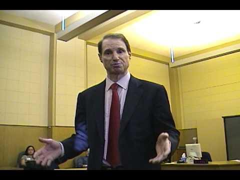 United States Senator Ron Wyden on Chemtrails