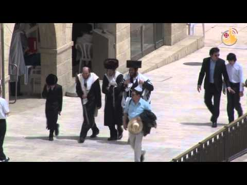 Passover and Easter in Jerusalem