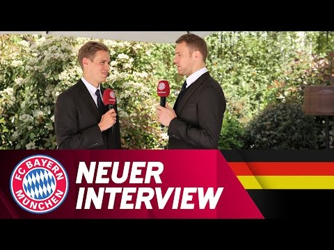 Manuel Neuer optimistisch vor Real Madrid | FC Bayern Interview