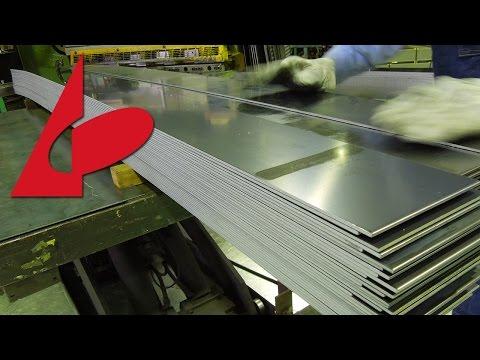 沖縄県の企業様から曲げ加工 承ります  丸マル機械製ベンダー500トン x 6Mの赤原製作所