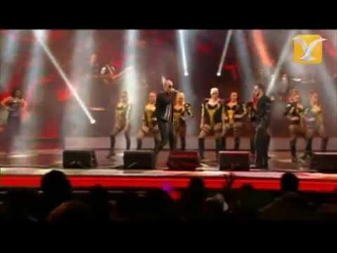 Wisin & Yandel, Rakata – Pam Pam, Festival de Viña 2013