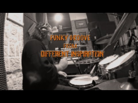 """9/8"""" Funk groove - Different inspiration my new drum book"""