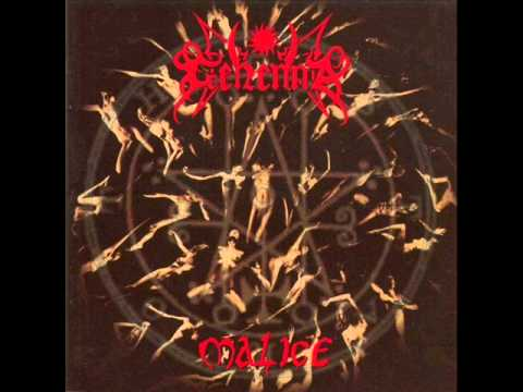 Gehenna Malice Our Third Spell Full Album Youtube