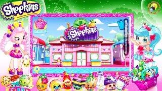 Игра Шопкинс на Андроид / Play Shopkins Welcome To Shopville App Game iPhone iPad Preview