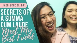 Interview with UST Medicine Summa Cum Laude (Dr. Erika Elazegui) // DoktAURA
