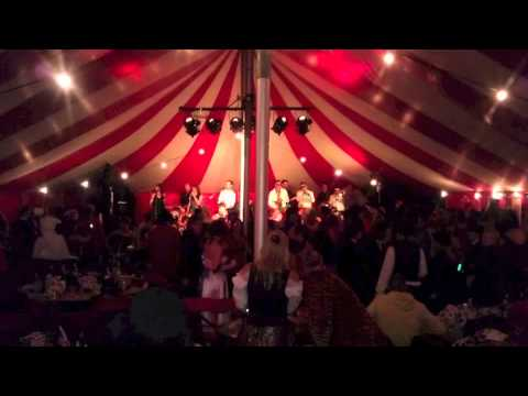 Marquee Hire:12x21m Red & White Candy Striped Circus Tent from Bigtopmania