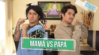 Mamá VS Papá | Mario Aguilar thumbnail