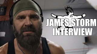 James Storm Says Pandemic Derailed Plans for WWE Debut After WrestleMania