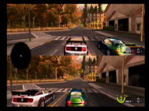 Nfs Most Wanted 2 Players Ps2 Gameplay Revenge Youtube