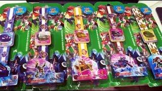 터닝메카드 시계 이벤트 당첨자 발표영상 라임튜브 장난감 놀이 Turning MeCard watch Toys Play Игрушки LimeTube