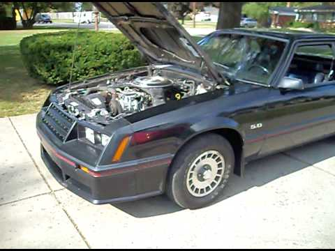 1982 Mustang Gt >> 1982 Ford Mustang GT - YouTube