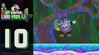 New Super Luigi U - Episode 10 | Dang, Nabbit! (Soda Jungle-Ghost, -4, -5, -6, -7, -Castle)
