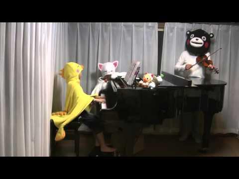 FF14 蒼天のイシュガルド ピアノ